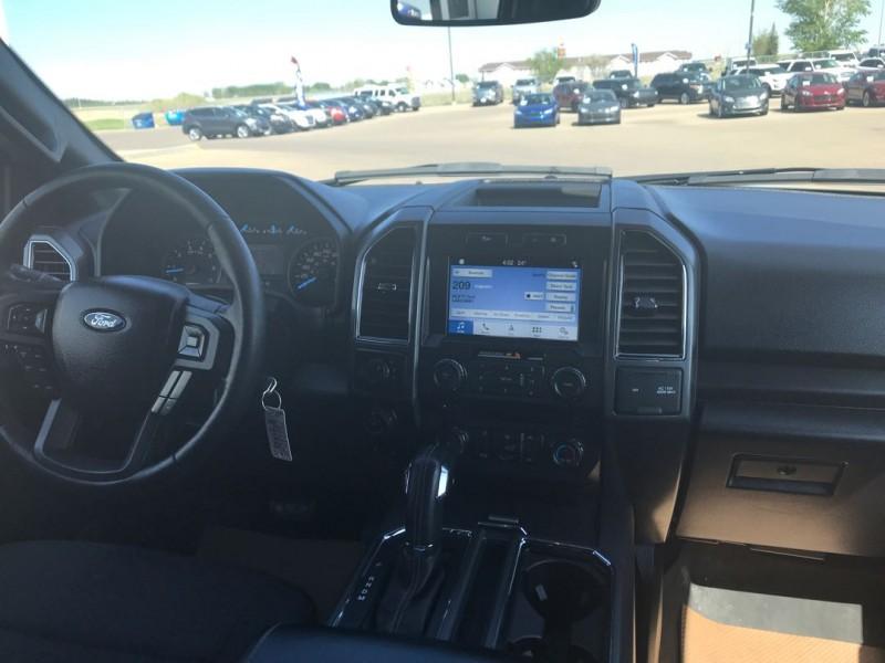 2018 Ford F-150 XLT  - Bluetooth -  SiriusXM - $297 B/W