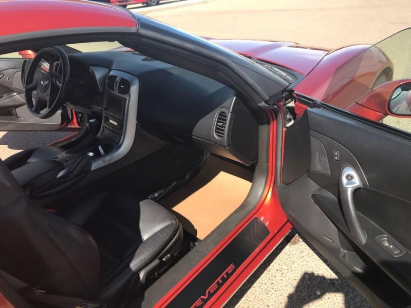 2005 Chevrolet Corvette 2DR CPE  - NAVIGATION