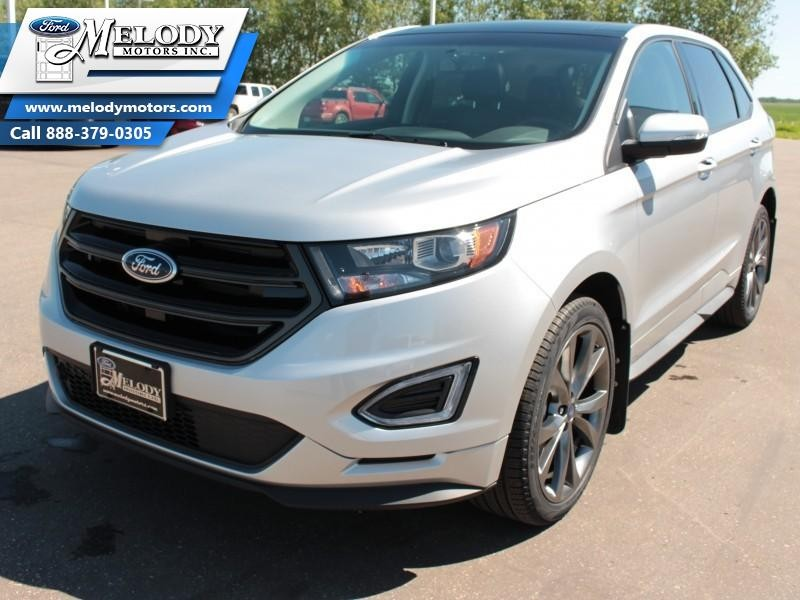 2017 Ford Edge Sport  - $346.34 B/W - Low Mileage