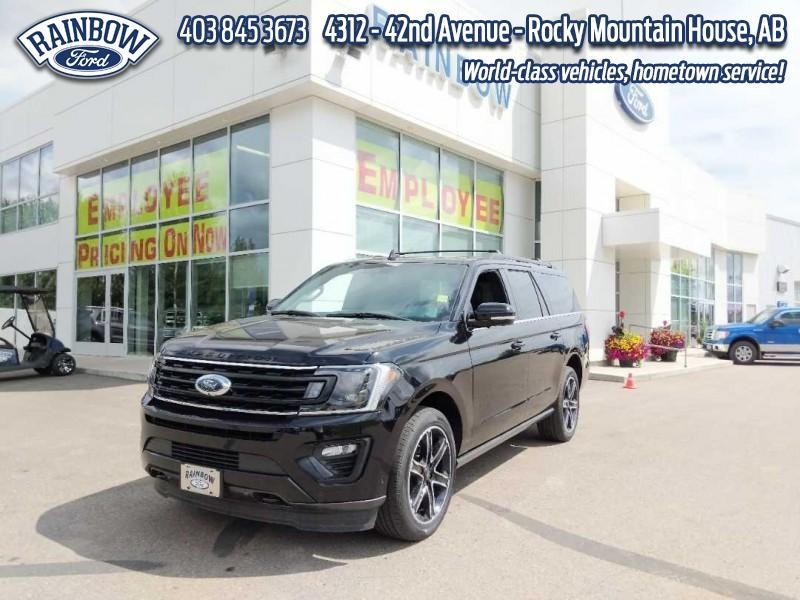 2019 Ford Expedition Limited MAX