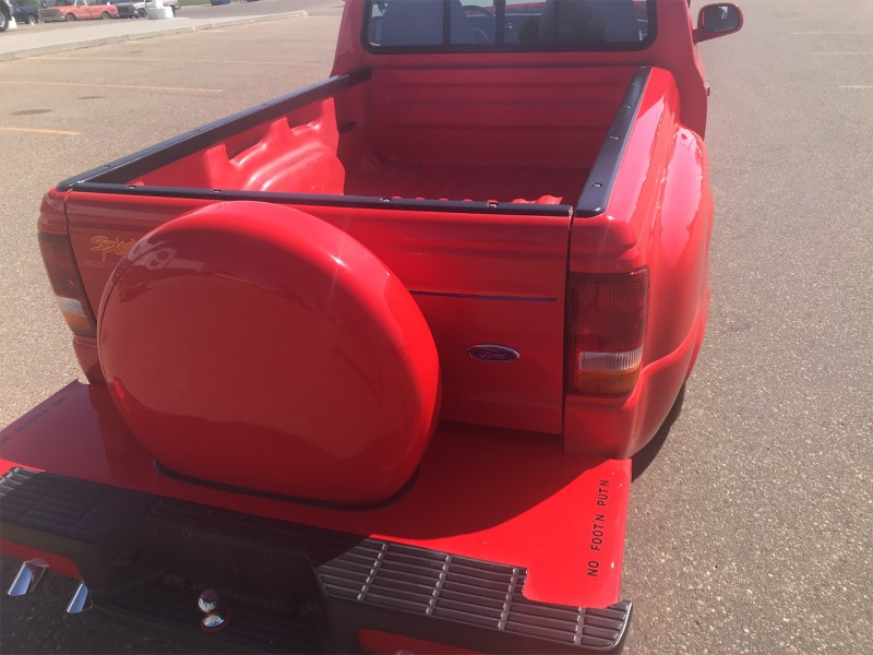 1994 Ford Ranger XLT  - AUTOMATIC - A/C - POWER MIRRORS
