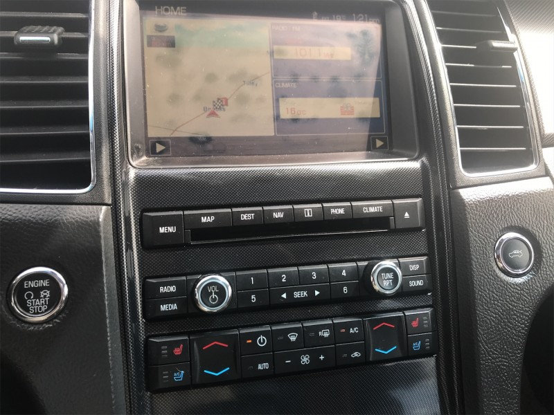 2010 Ford Taurus SHO  - NAVIGATION - SUNROOF