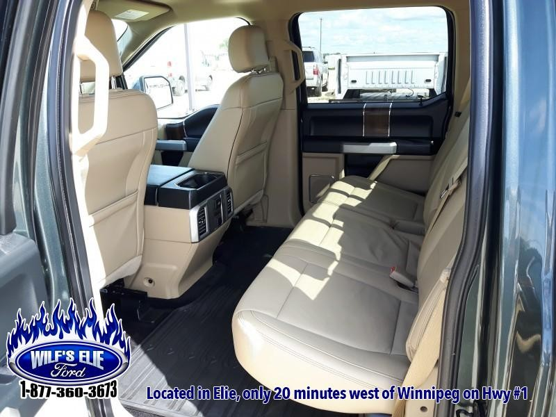 2015 Ford F-150 Lariat   - Balance Of Factory Warranty