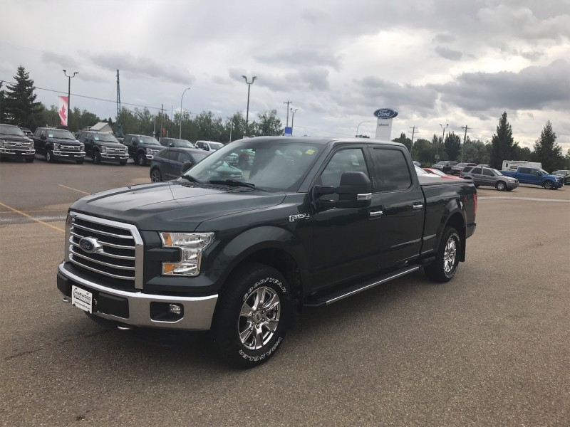 2015 Ford F-150 XLT  - Bluetooth -  SiriusXM - $235 B/W