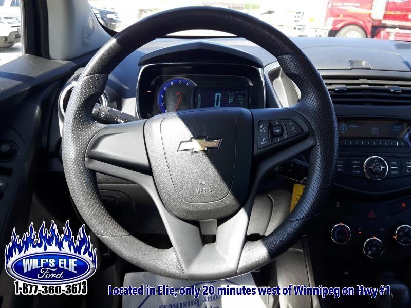 2013 Chevrolet Trax LS