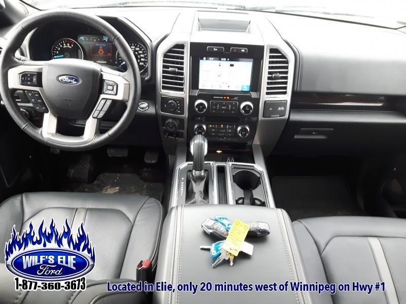 2016 Ford F-150 Platinum  Balance Of Factory Warranty