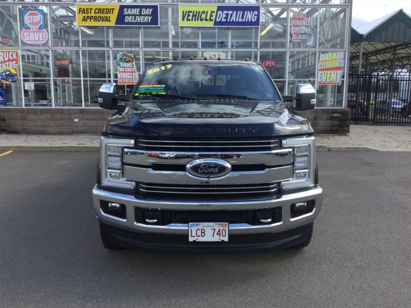 2017 Ford F-350 Super Duty Lariat  360 Degree Camera