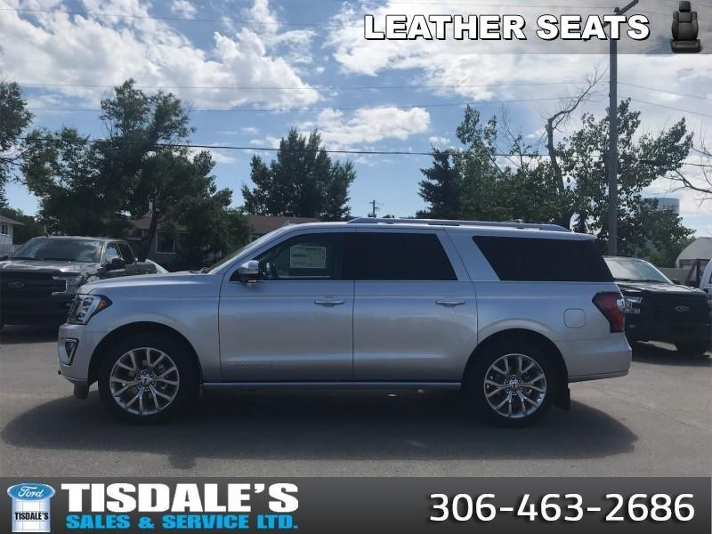 2019 Ford Expedition Platinum MAX