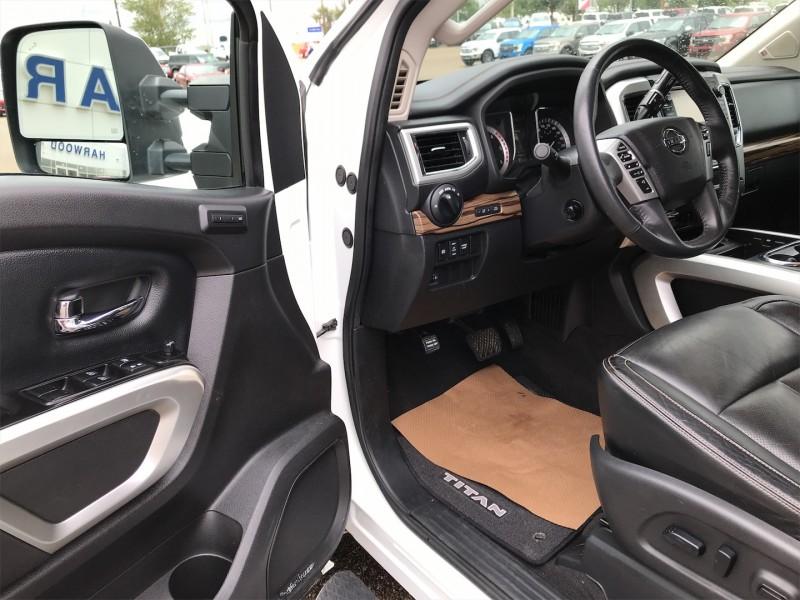 2016 Nissan Titan XD SL  - NAVIGATION - $276 B/W
