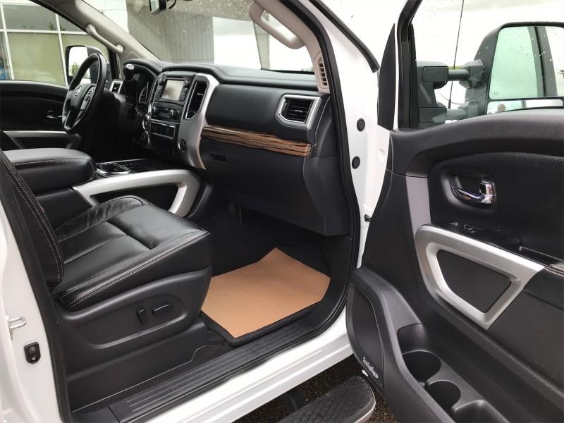 2016 Nissan Titan XD SL  - NAVIGATION - $284 B/W