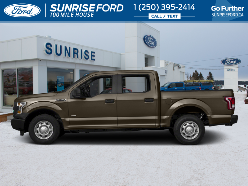 2017 Ford F-150 XLT  - Bluetooth -   A/C - $173 B/W