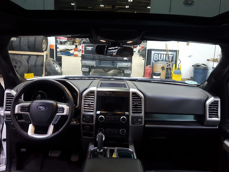 2016 Ford F-150 Lariat  - Sunroof - Navigation - $285 B/W