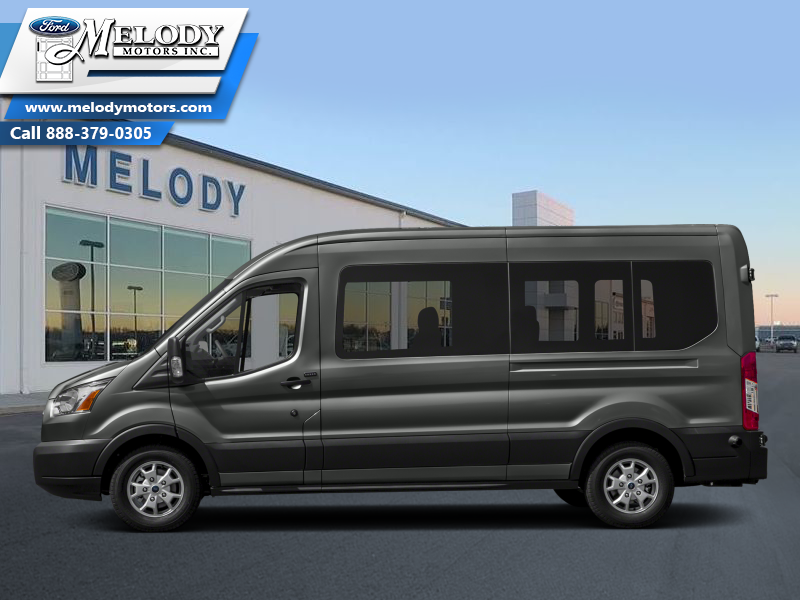 2017 Ford Transit Wagon T-350 148 Med Roof XLT   - $325 B/W