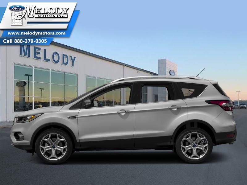 2017 Ford Escape Titanium  - Navigation - Sunroof - $204 B/W