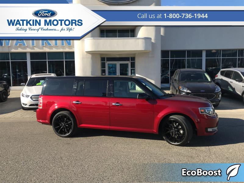 2019 Ford Flex Limited AWD   - Ecoboost