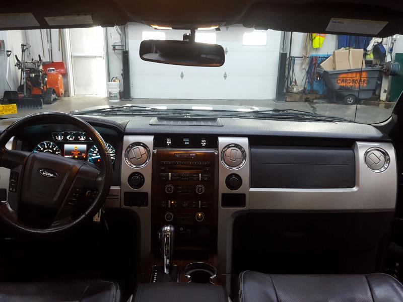 2012 Ford F-150 LARIAT  - Sunroof - Reverse Sensing - $230 B/W