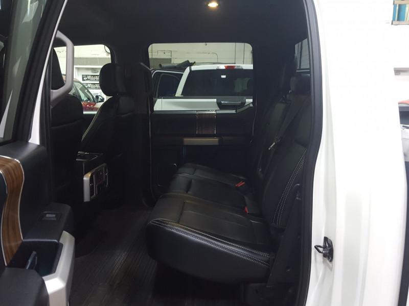 2018 Ford F-150 Lariat  - Navigation - $312 B/W
