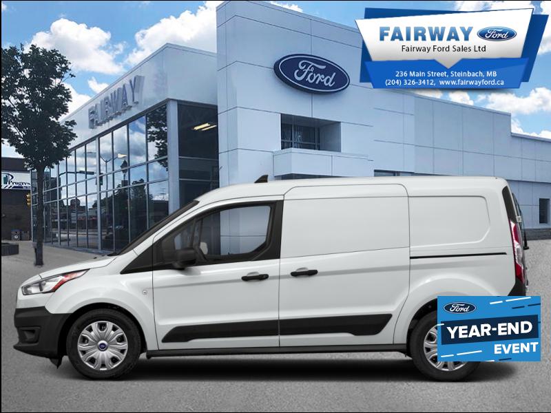 2020 Ford Transit Connect XLT Cargo Van