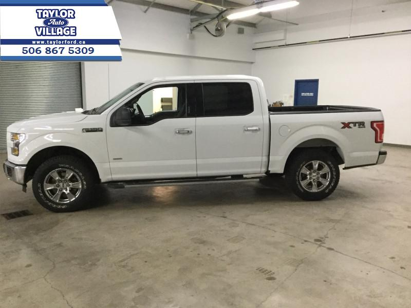 2016 Ford F-150 XLT  4x4 Tow Package - Bluetooth