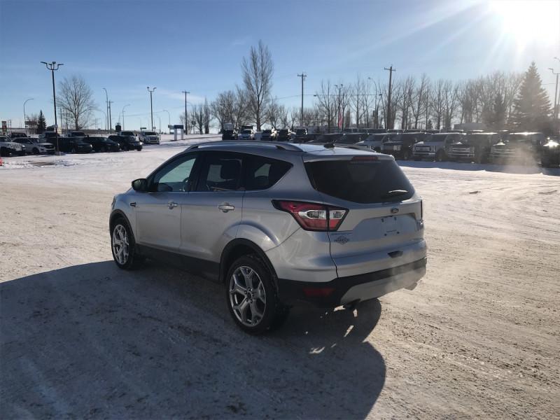 2017 Ford Escape Titanium  - NAVIGATION - MOONROOF - $158 B/W