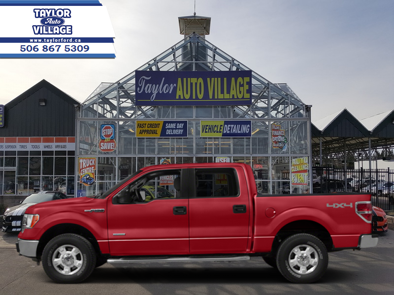2014 Ford F-150 XLT  -  - Air - Bluetooth - $109.82 /Wk