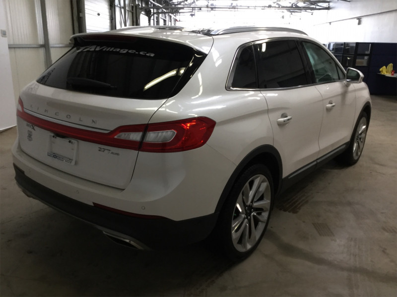 2018 Lincoln MKX Reserve AWD  -  - Navigation - $149.68 /Wk