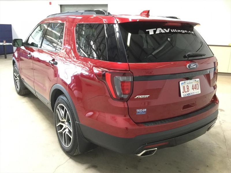 2017 Ford Explorer Sport  -