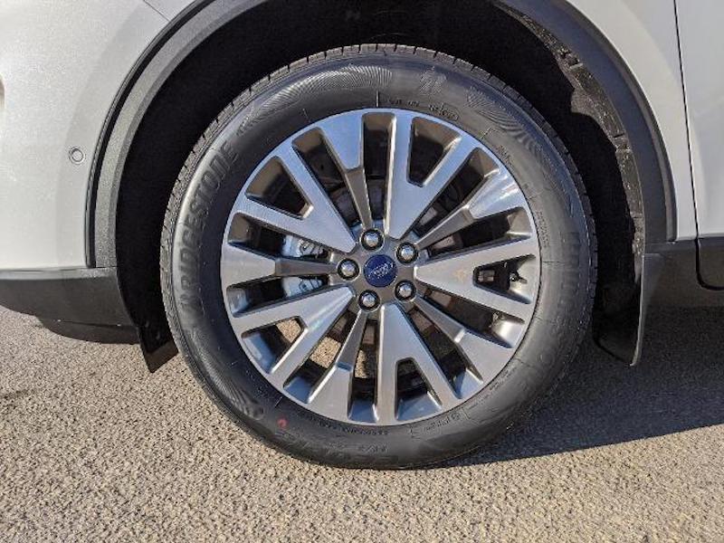 2020 Ford Escape Titanium Hybrid 4WD  - Sunroof
