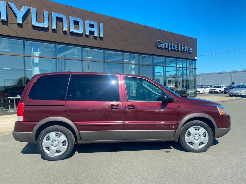 2009 Pontiac Montana W/1SA
