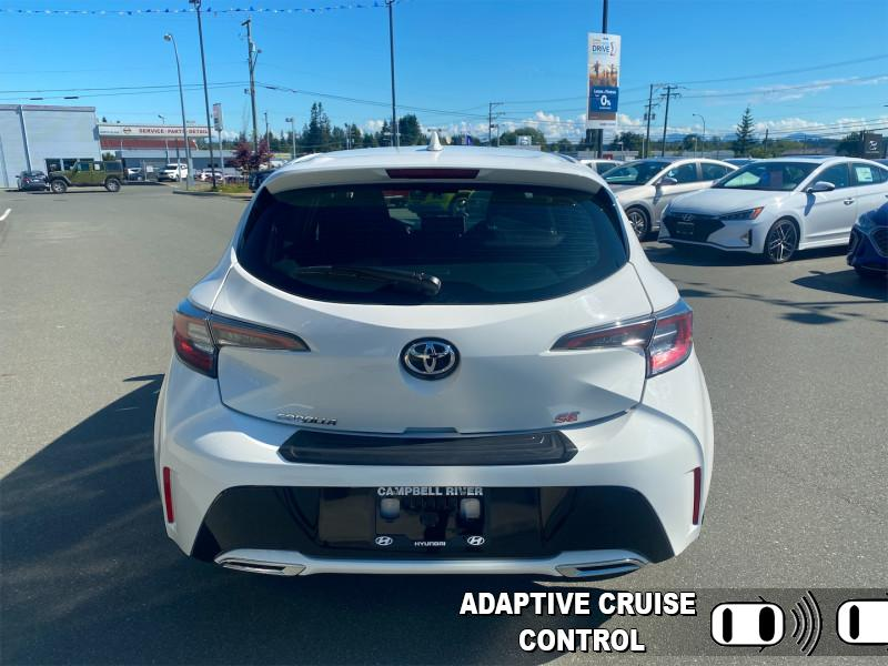 2019 Toyota Corolla Hatchback SE Package