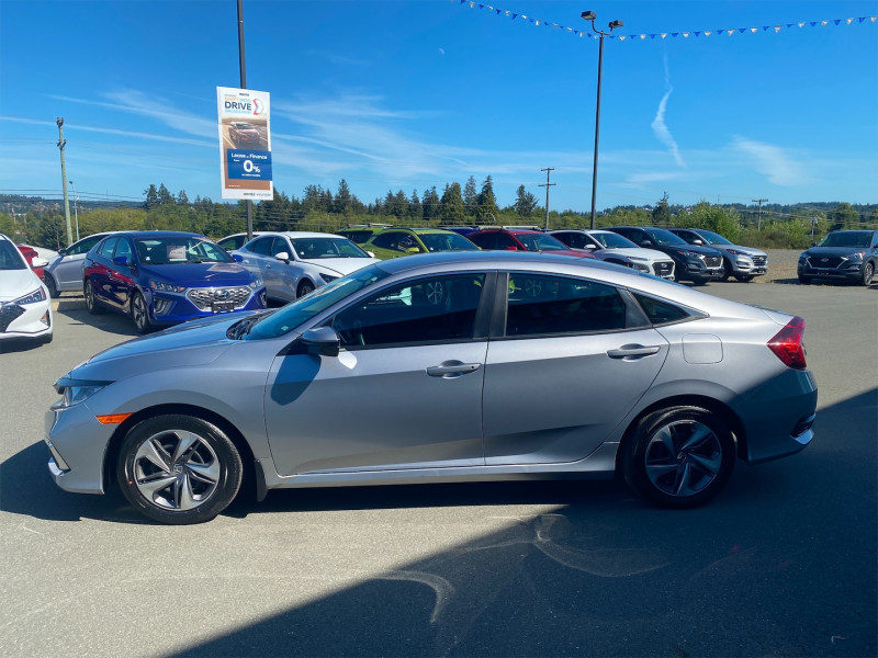 2019 Honda Civic Sedan LX CVT