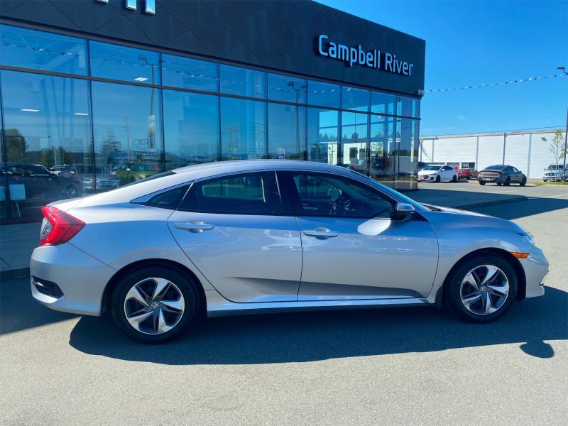 2019 Honda Civic Sedan LX CVT  - Heated Seats