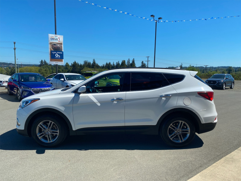 2018 Hyundai Santa Fe Sport Luxury AWD  - Certified