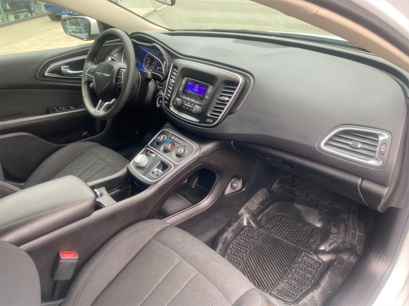 2017 Chrysler 200 LX  -  Power Windows - Low Mileage
