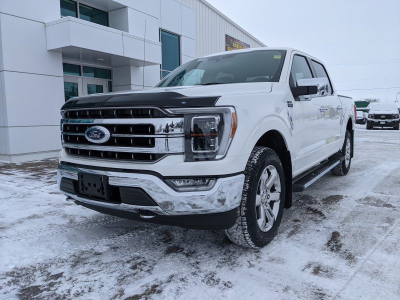 2021 Ford F-150 Lariat  - Pro Power Onboard - Power Tailgate