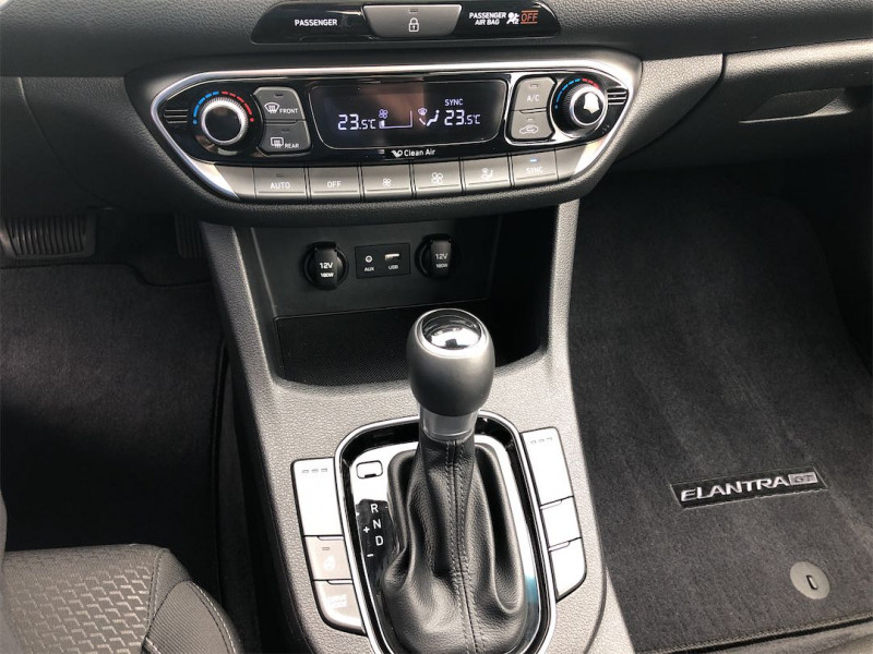 2019 Hyundai Elantra GT Luxury AT  - Sunroof -  Android Auto