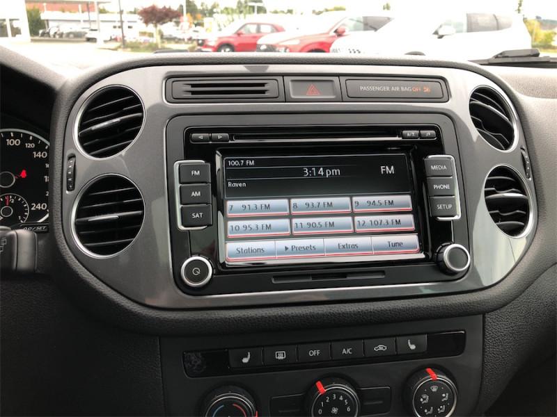 2013 Volkswagen Tiguan COMFORTLINE  - Sunroof