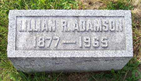 ADAMSON, LILLIAN R - Albany County, New York | LILLIAN R ADAMSON - New York Gravestone Photos