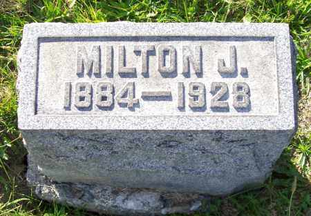 ANKER, MILTON J - Albany County, New York   MILTON J ANKER - New York Gravestone Photos