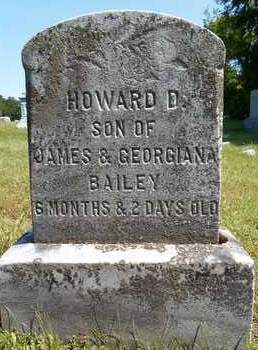 BAILEY, HOWARD D - Albany County, New York | HOWARD D BAILEY - New York Gravestone Photos