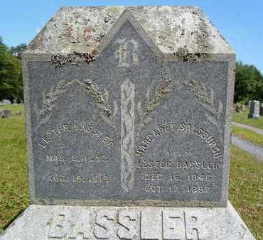 BASSLER, LESTER - Albany County, New York | LESTER BASSLER - New York Gravestone Photos