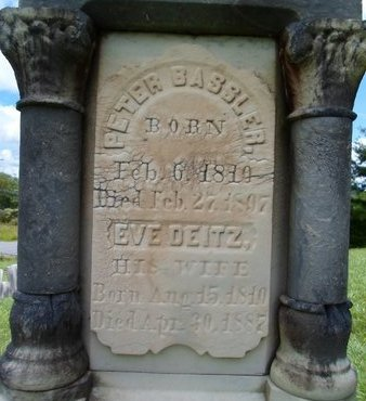 BASSLER, EVE - Albany County, New York | EVE BASSLER - New York Gravestone Photos