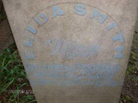 SMITH, ELIDA - Albany County, New York | ELIDA SMITH - New York Gravestone Photos
