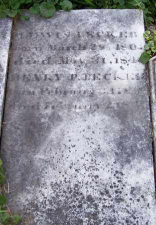 BECKER, HENRY P. - Albany County, New York | HENRY P. BECKER - New York Gravestone Photos