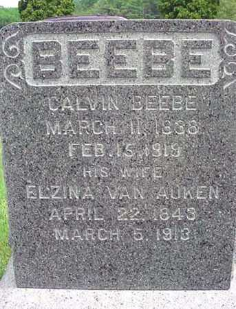 VAN AUKEN, ELZINA - Albany County, New York | ELZINA VAN AUKEN - New York Gravestone Photos