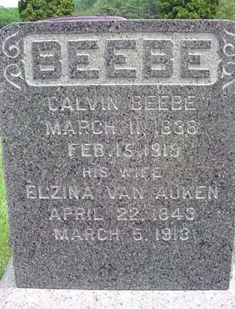 BEEBE, ELZINA - Albany County, New York | ELZINA BEEBE - New York Gravestone Photos