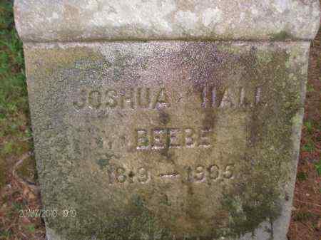 BEEBE, JOSHUA - Albany County, New York | JOSHUA BEEBE - New York Gravestone Photos