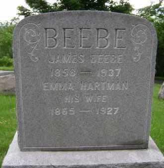 BEEBE, EMMA - Albany County, New York | EMMA BEEBE - New York Gravestone Photos