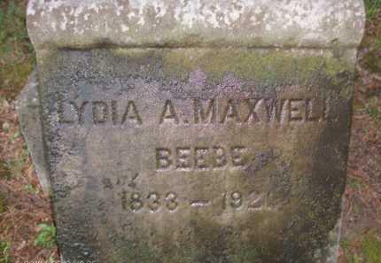BEEBE, LYDIA - Albany County, New York | LYDIA BEEBE - New York Gravestone Photos