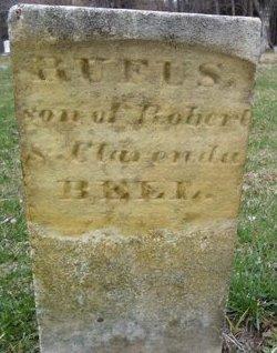 BELL, RUFUS - Albany County, New York   RUFUS BELL - New York Gravestone Photos